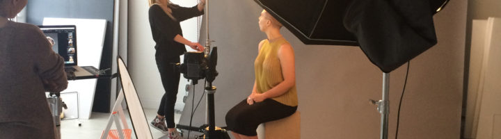 Wella Trend Vision Awards photo-shoot