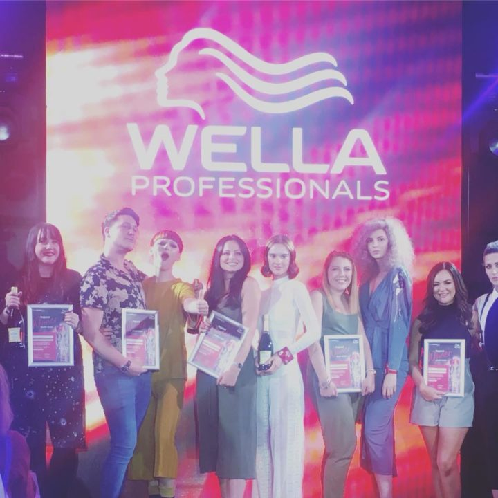 Lorna Progresses To Wella TrendVision Final