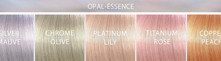 The New Opal Essence Range at Pure Hair