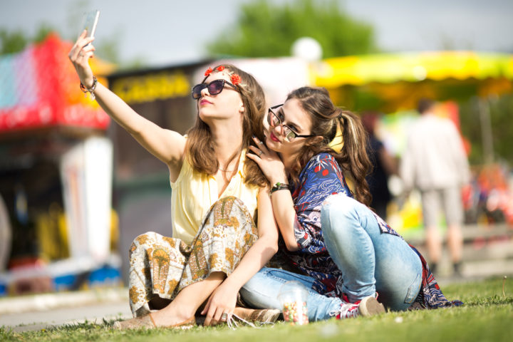 Festival Hair Top Tips